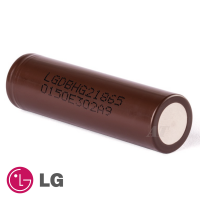 LG HG2 INR 18650 3'000 mAh