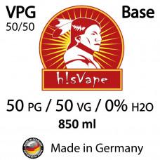 hisVape VPG Base 50/50