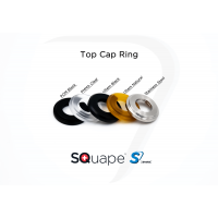 SQuape S[even] Top Cap Ring