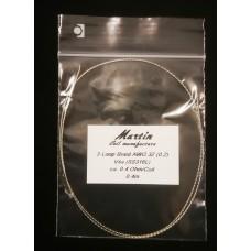 Martin Coils - 3LVB V4a AWG32 ca. 0,4 Ohm (40 cm)
