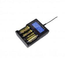 Xtar VC4 Ladegerät  4er (USB)
